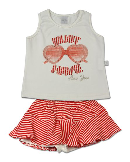 Conjunto-Infantil-Cotton-e-Listrado-Lelu-Must-Have-Coral-23300
