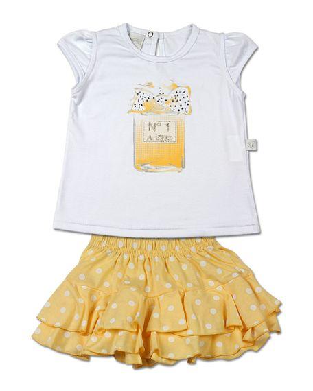 Conjunto-Infantil-Cotton-e-Estampado-Bolinhas-Marilyn-Pote-Nº1-Branco-23301