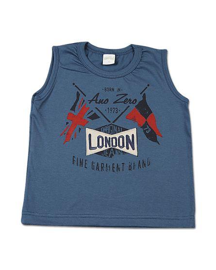 Camiseta-Infantil-Meia-Malha-Manga-Cavada-Born-In-London-Azul-24610
