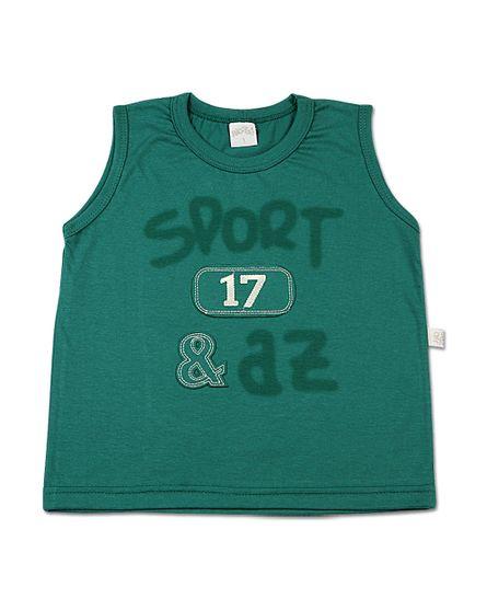 Camiseta-Infantil-Meia-Malha-Manga-Cavada-Sport-17-Verde-24611