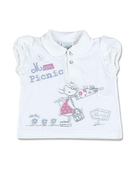 product.Description. ano-zero. LINHA BEBÊ   Camiseta d238bc919a0