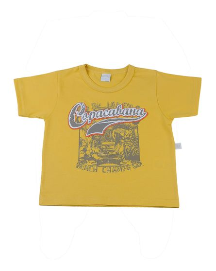 Camiseta-Infantil-Meia-Malha-Copacabana-Amarelo-4683