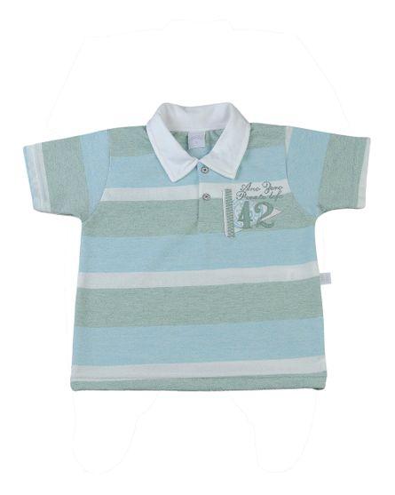 Camiseta-Infantil-Malha-Piquet-42-Verde-4841