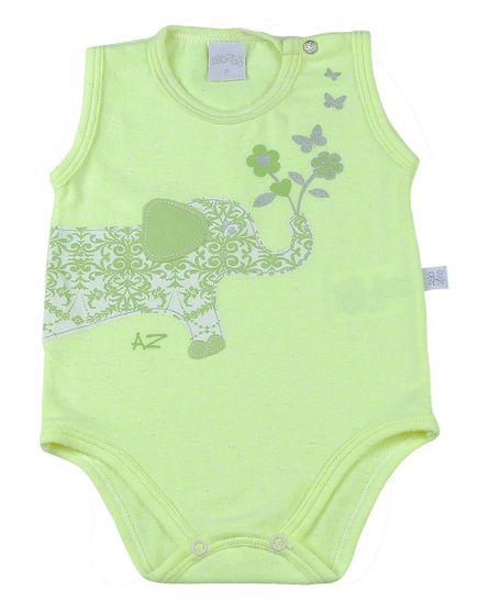 Body-Bebe-Cotton-Lycra-Botone-Elefantinho-Verde-6504
