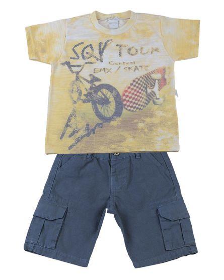 Conjunto-Infantil-Malha-Flame-e-Tela-de-Algodao-BMX-Skate-Amarelo-2251