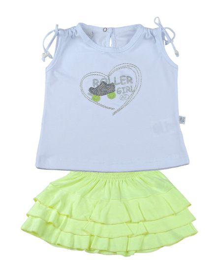 Conjunto-Infantil-Cotton-e-Malha-Botone-Rustic-Fresh-Neon-Roller-Girl-Amarelo-3334