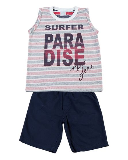 Conjunto-Infantil-Malha-Vanizado-Sunset-e-Tela-Paper-Surfer-Paradise-Vermelho-2829