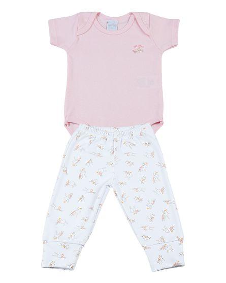 Pijama-Bebe-2-Pecas-Suedine-Estampado-Bichinhos-Rosa-7108