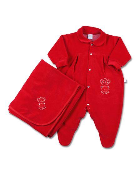 Jogo-Saida-de-Maternidade-Plush-Ursinha-Vermelho-12002