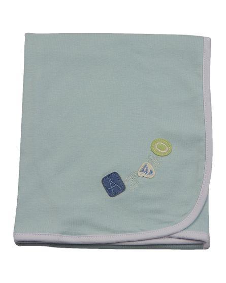 Manta-Dupla-Bebe-Suedine-Bordada-Azul-12003