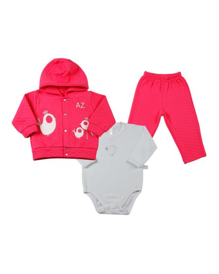 Conjunto-de-Bebe-Matelasse-e-Cotton-Passaros-Pink-13501