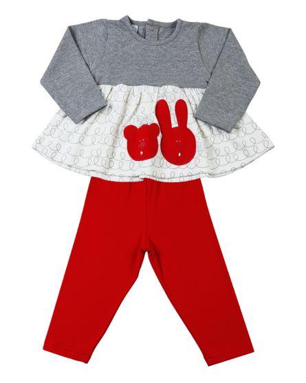 Conjunto-de-Bebe-Cotton-Coelha-e-Ursinha-Vermelho-13600
