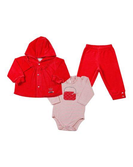 Conjunto-de-Bebe-Plush-e-Cotton-Bolsinha-Vermelho-13800