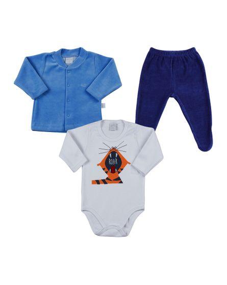 Conjunto-de-Bebe-Plush-Suedine-Tigre-Roar-Azul-18400
