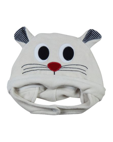 Touca-Bebe-Plush-Gatinho-Natural-19206