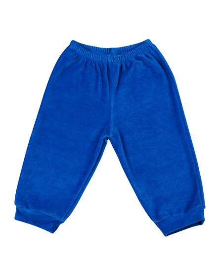 Calca-Bebe-de-Plush-Sem-Pezinho-Azul-15400
