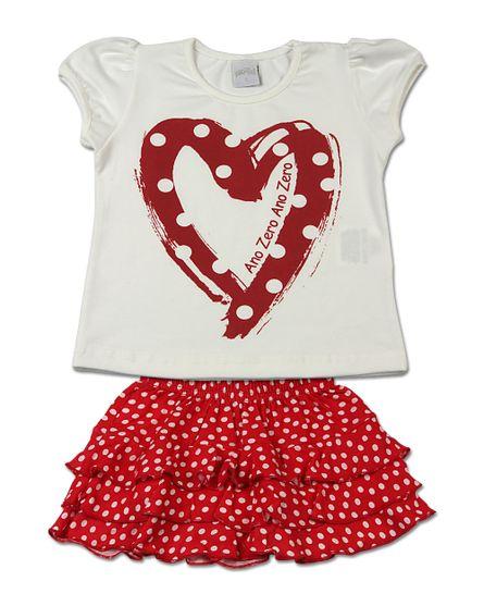 Roupa-Infantil-Conjunto-Cotton-e-Viscolycra-Bolinhas-Coracao-Vermelho-23302