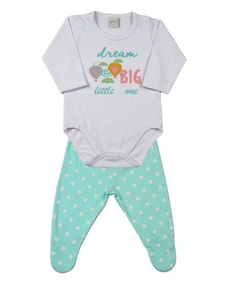 Pijama-Bebe-Cotton-e-Malha-Estampada-Bolinhas-Marilyn-Dream-Branco-17900