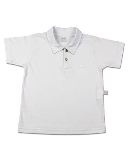 Camiseta-Infantil-Meia-Manga-Gola-Reta-Branco-24602