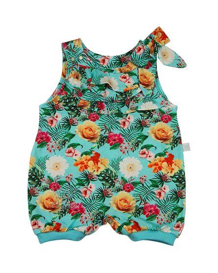 Macacao-Bebe-Malha-Estampa-Digital-Floral-Tropical-Lacinho-Verde-10912