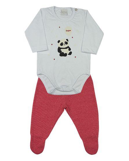 Pijama-Bebe-Meia-Malha-e-Poa-Hibrido-Panda-Bonjour-Branco-17501