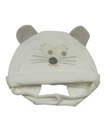 29% · Touca Plush Beb  234  Ratinho - Natural e07331d5021