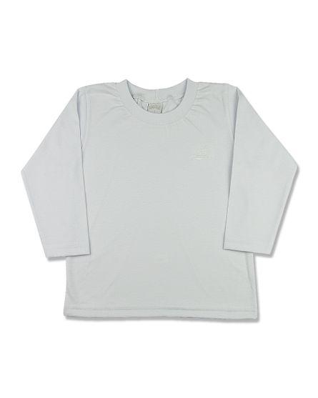 Camiseta-Infantil-Meia-Malha-Basica-Manga-Longa-Branco-24613