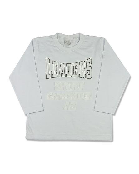 Camiseta-Infantil-Meia-Malha-Leaders-Sport-Branco-24614