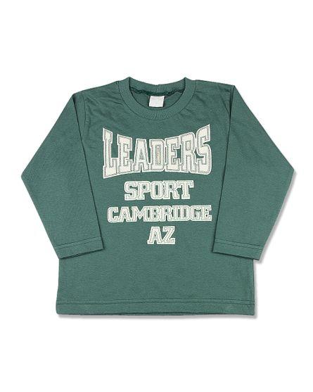 Camiseta-Infantil-Meia-Malha-Leaders-Sport-Verde-24614