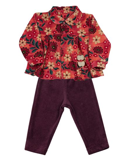 Conjunto-Bebe-Plush-Estampado-Floral-Borboletas-Vermelho-13409