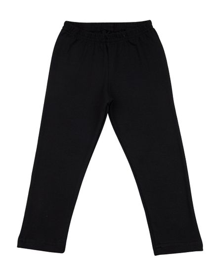Calca-Legging-Infantil-Cotton-Preto-25600