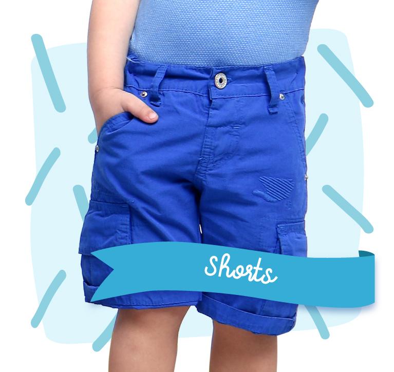 Verão - Shorts