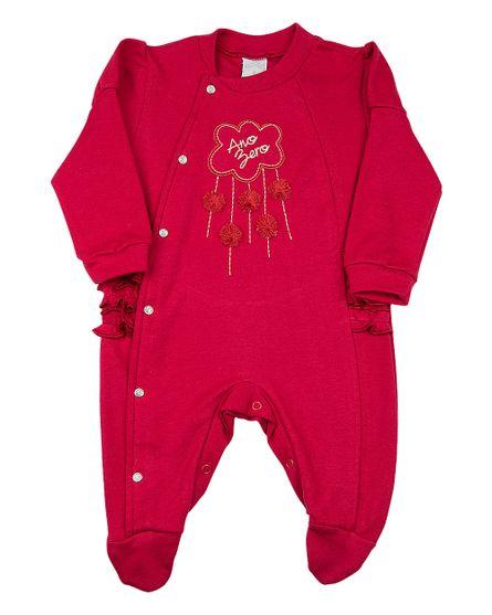 Macacao-Bebe-Suedine-Bordado-Nuvem-com-Flores-Vermelho-11122