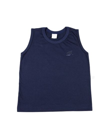 Camiseta-Infantil-Manga-Cavada-Basica-Marinho-24624