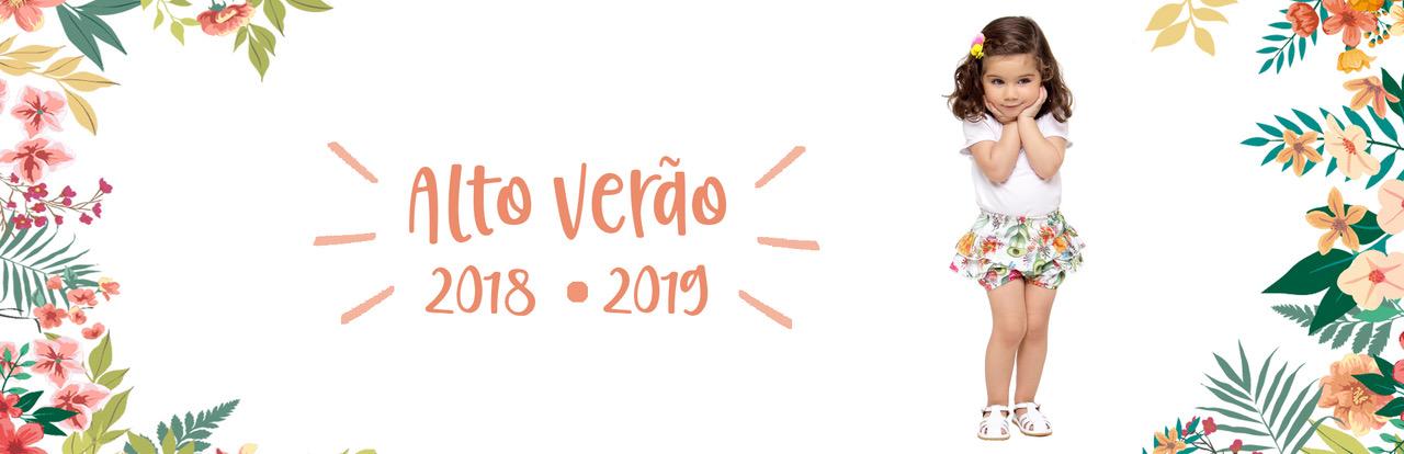 Verão - 2018 - 2019 - MENINAS