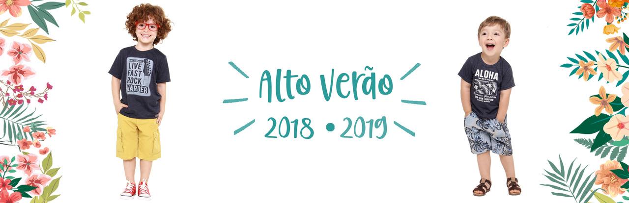 Verão - 2018 - 2019 - MENINOS