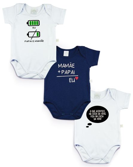 Kit-Bebe-3-Bodies-Frases-Engracadas-Bateria-Vovo-Mamae-Unisex-Branco-16204