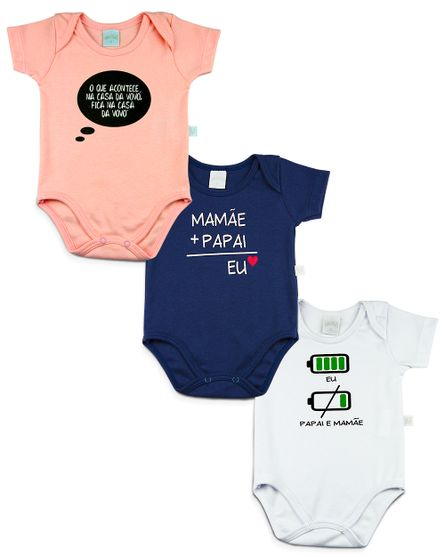 Kit-Bebe-3-Bodies-Frases-Engracadas-Bateria-Vovo-Mamae-Menina-Rosa-16205