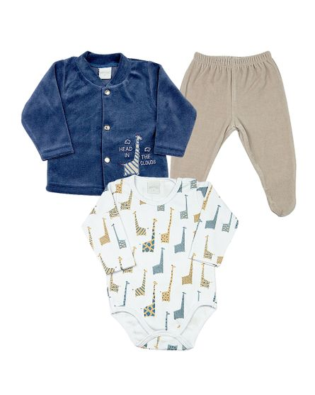 Roupa-Bebe-Conjunto-Plush-e-Suedine-Estampado-Girafas-The-Clouds-Azul-Jeans-18204