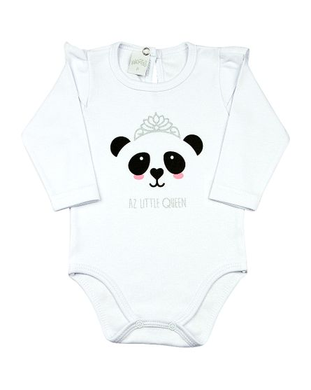 Body-Bebe-Suedine-Panda-AZ-Little-Queen-Branco-16116