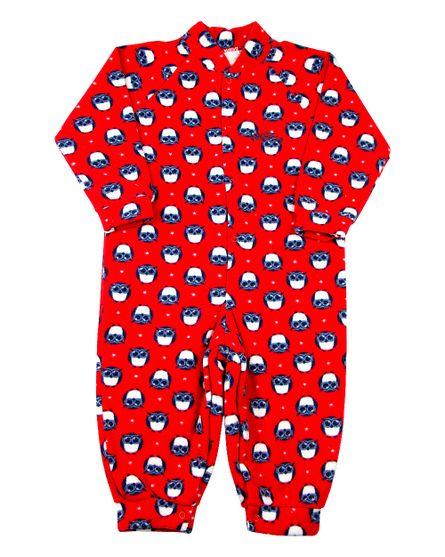 Macacao-Pijama-Infantil-Microsoft-Estampado-Bichos-Vermelho-27903