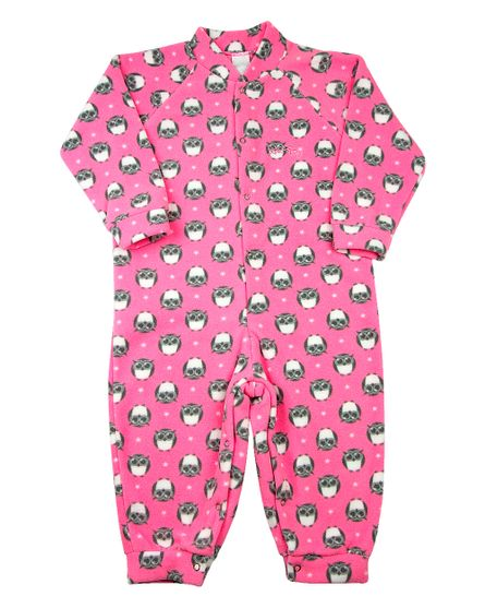 Macacao-Pijama-Infantil-Microsoft-Estampado-Bichos-Rosa-27903