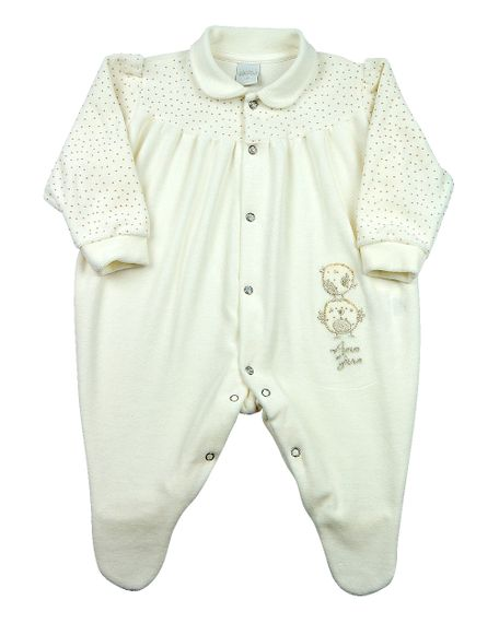 Macacao-Bebe-Plush-Poa-Galinhas-Natural-11224