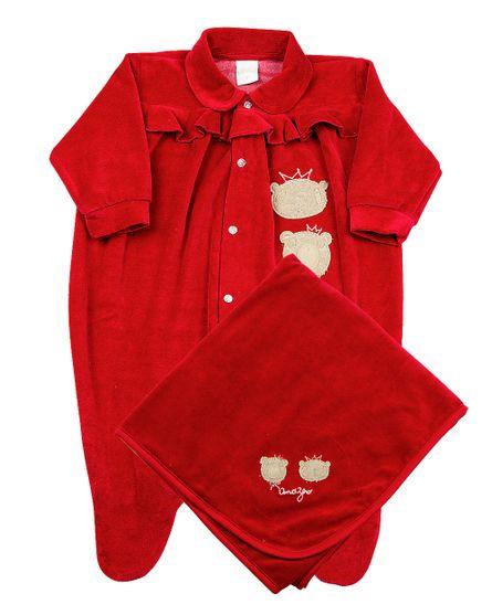 Jogo-Saida-Maternidade-Bebe-2-Ursinhas-Vermelho-12005
