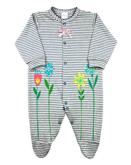 Macacao-Bebe-Suedine-Mescla-Listrado-Flores-Marinho-11824