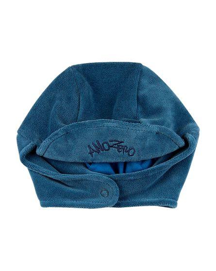 Roupa-Bebe-Touca-com-Protetor-de-Orelhinha-Azul-Jeans-19232