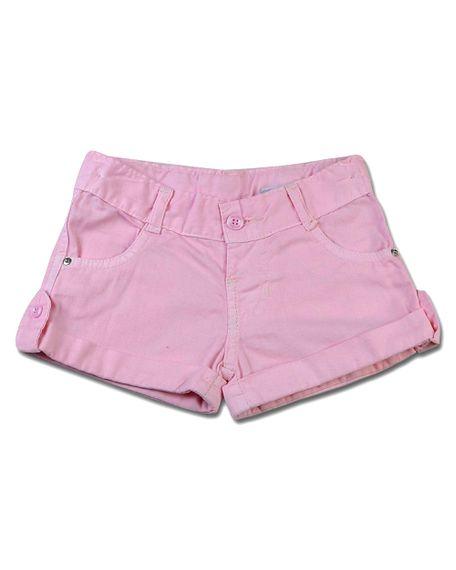 Shorts-Infantil-de-Tela-Tinturada-Rosa-5717