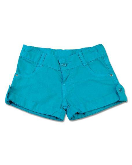 Shorts-Infantil-de-Tela-Tinturada-Verde-5717