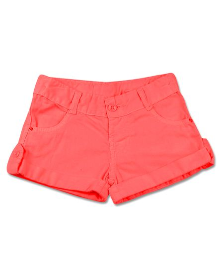 Shorts-Infantil-de-Tela-Tinturada-Laranja-5717