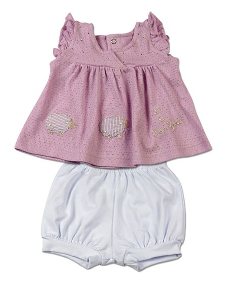 Roupa-Bebe-Conjunto-Malha-Trabalhada-Mudi-Ovelhas-Lilas-13503